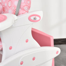 Load image into Gallery viewer, HOMCOM HDPE 3-in-1 Baby Booster High Chair Pink
