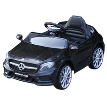 Load image into Gallery viewer, HOMCOM 6V Licensed Mercedes Benz Kids Ride On Car Headlight Music Remote Control