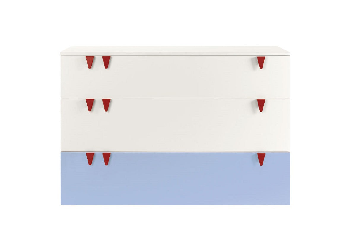 now! minimo 3 drawer chest