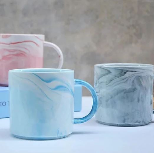 Swirl Box Mugs