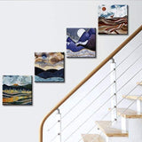Oil Painting Print Canvas Wall Art