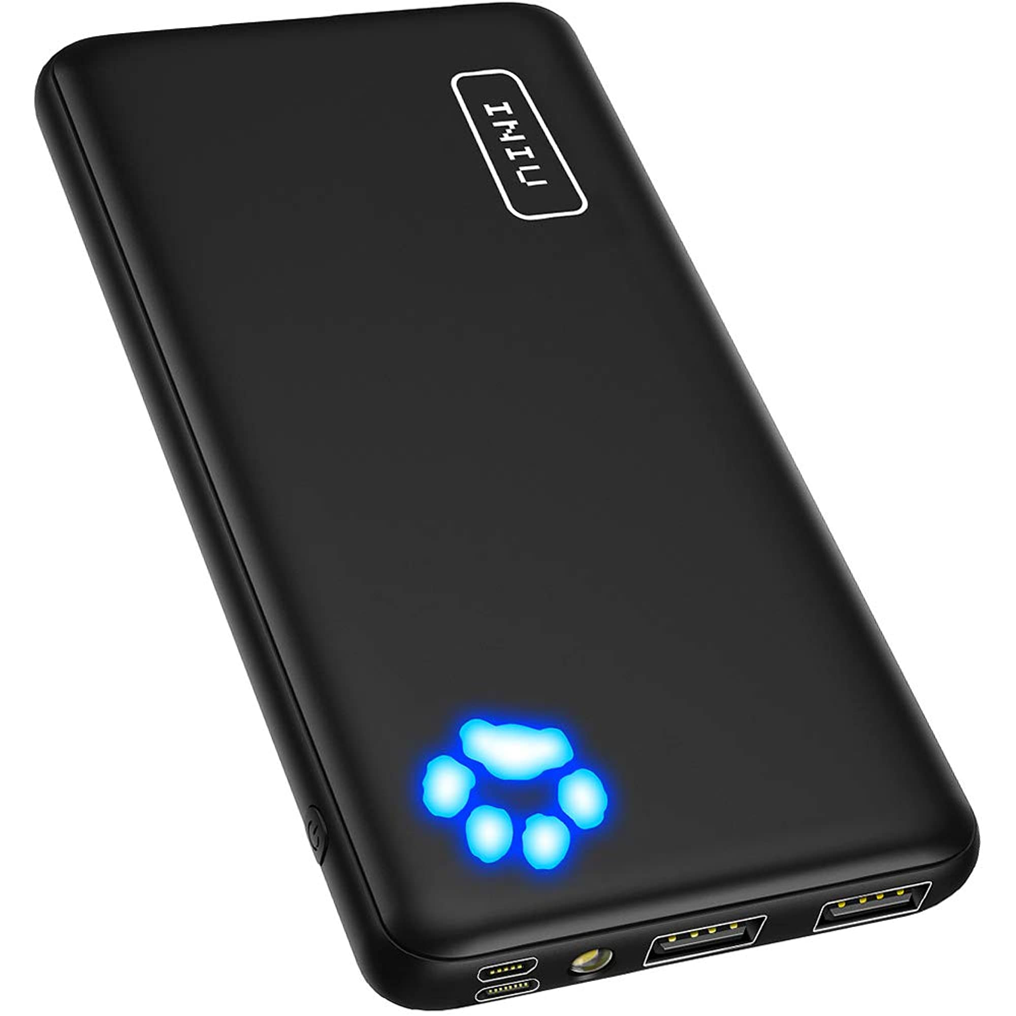 Ultra-Slim Dual 3A High-Speed Portable Charger.