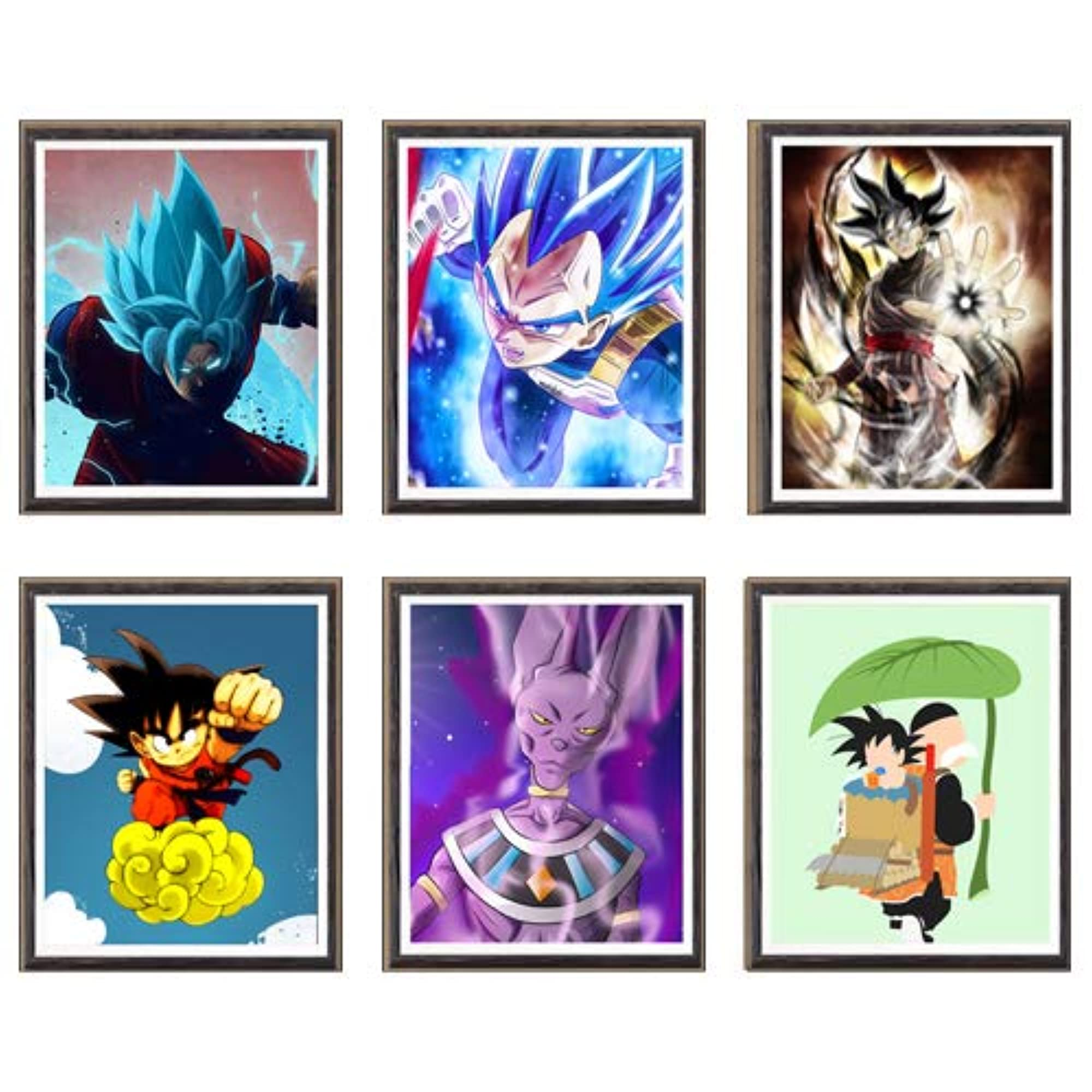 Digital Anime Canvas Art Prints