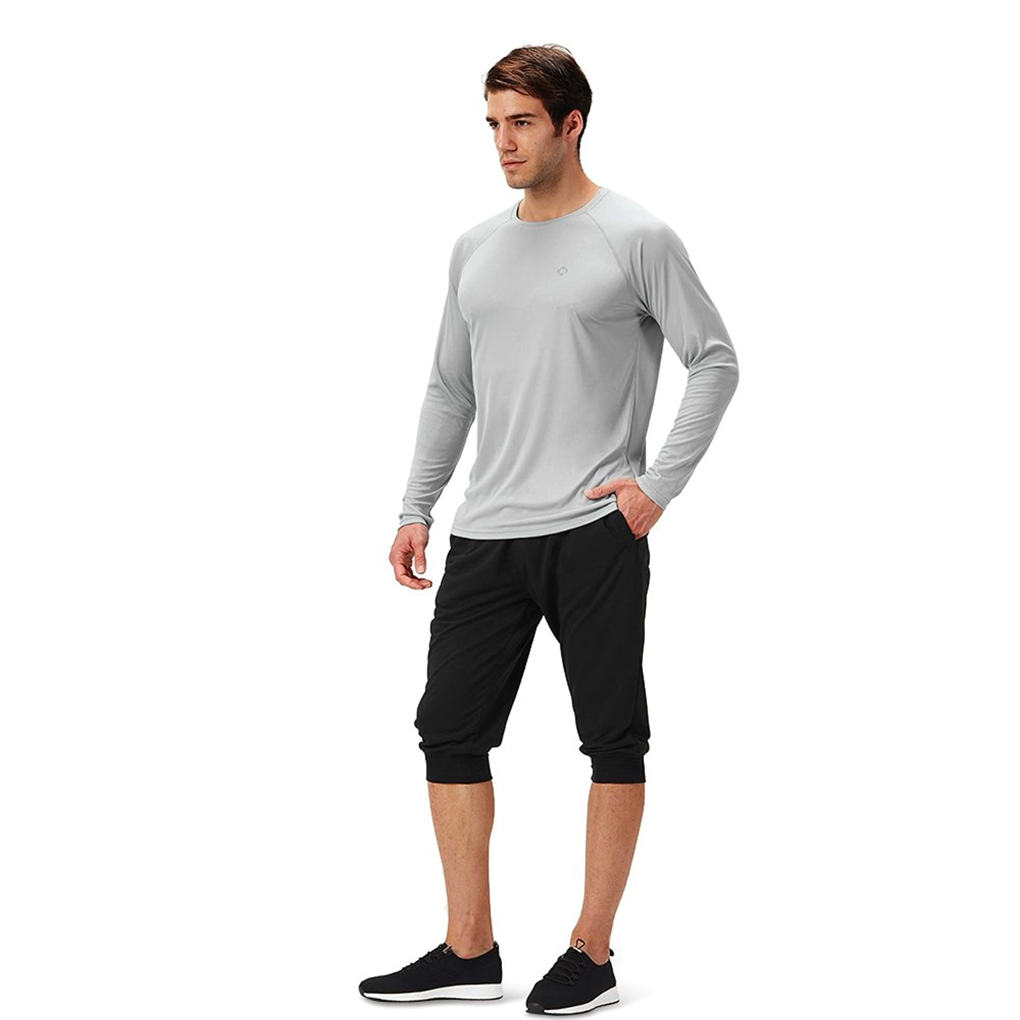 Long Sleeve T-Shirts For Men With Sun Protection