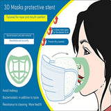 Lipstick Protection Cool Mask Bracket