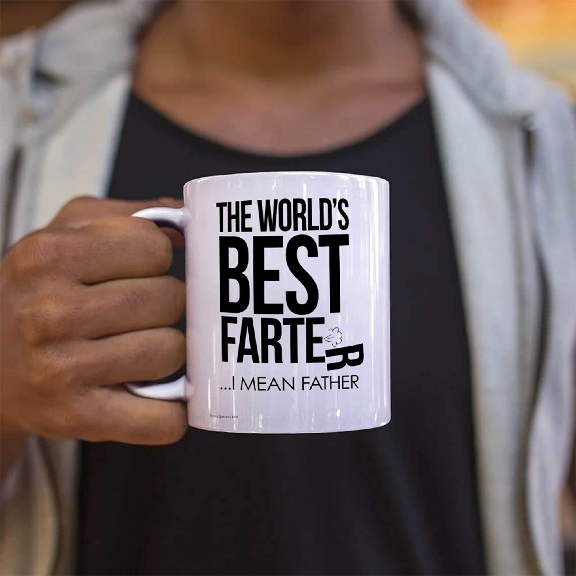 Coffee Mug For The World'S Best Father