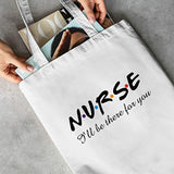 Durable And Elegant Tote Bag For Nurse