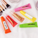 Colorful Empty Lip Gloss Containers