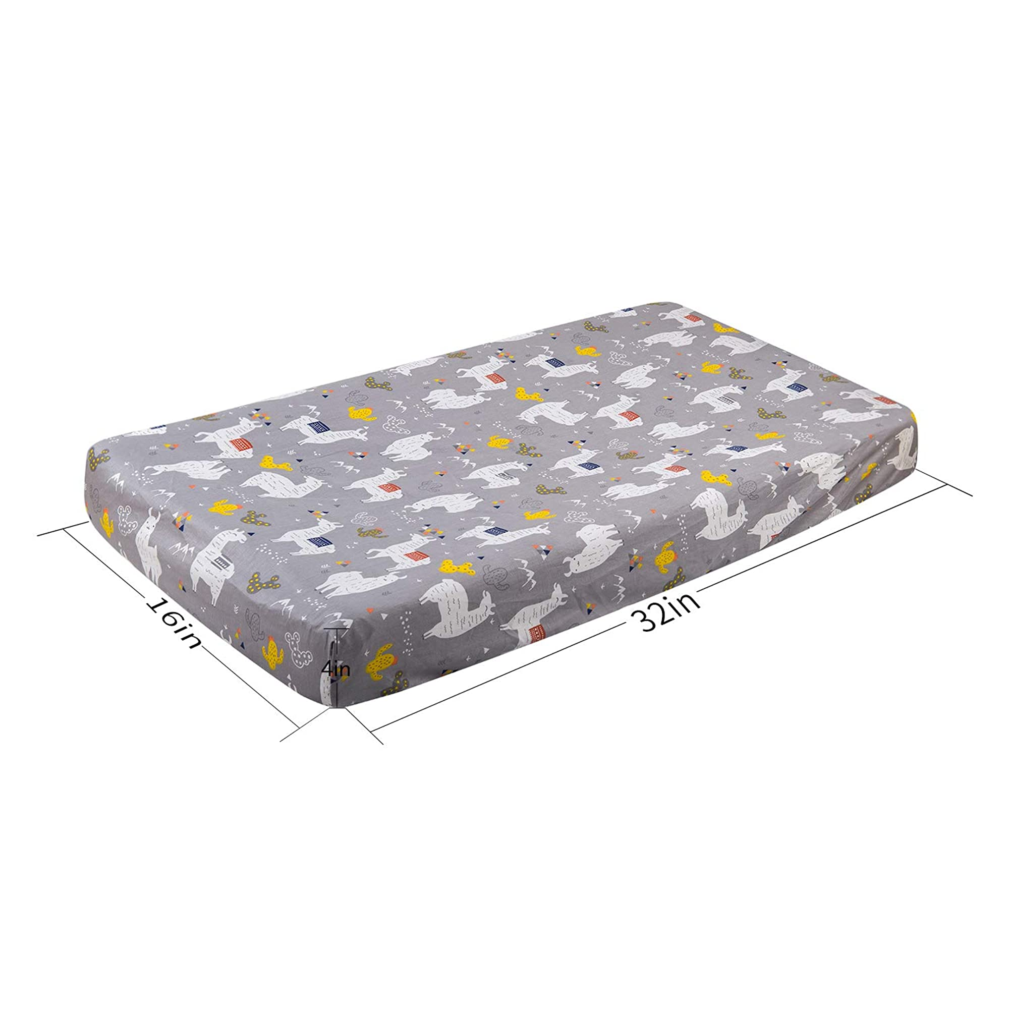Soft And Light Baby Cradle Mattress Cover