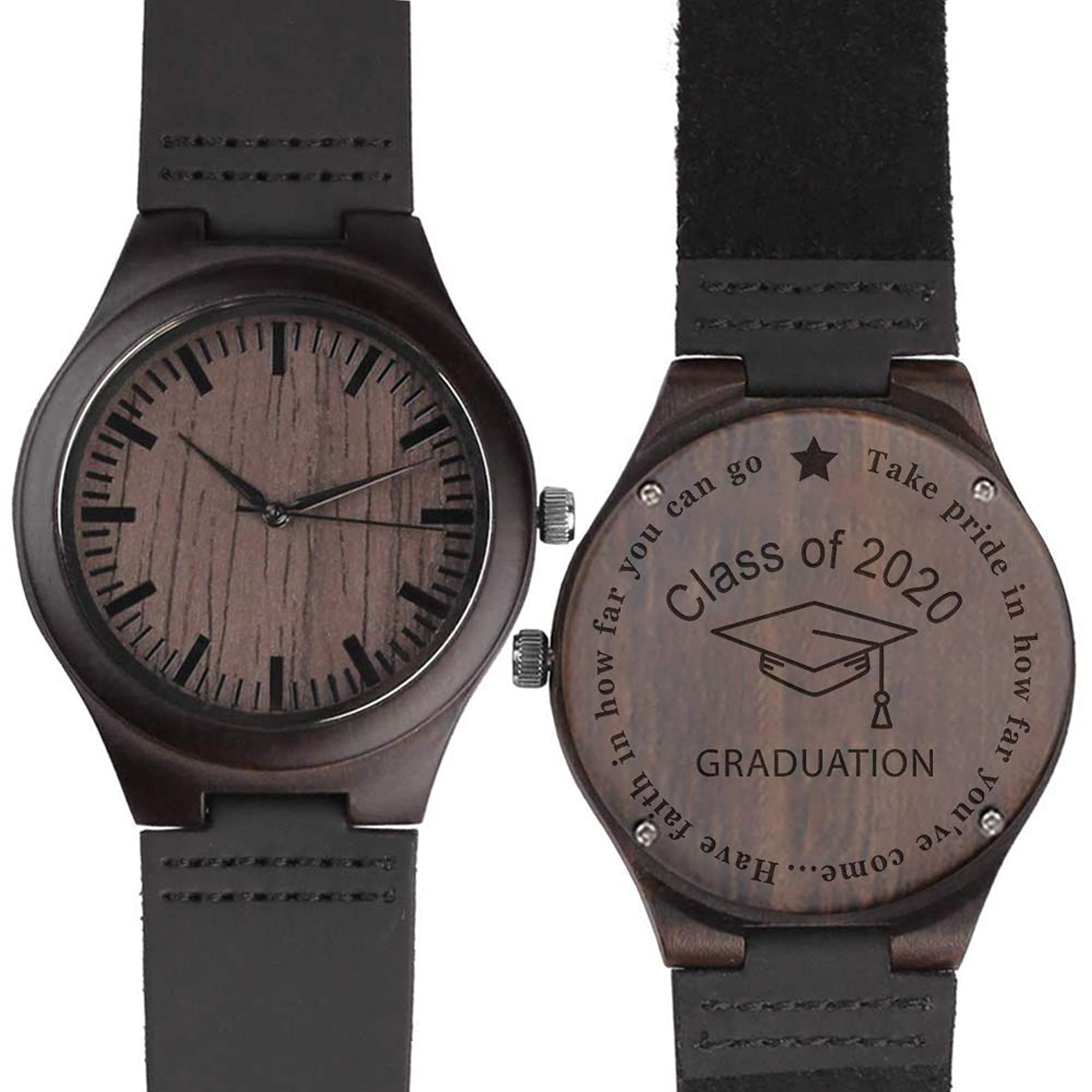 Personalized Leather Watches For Men