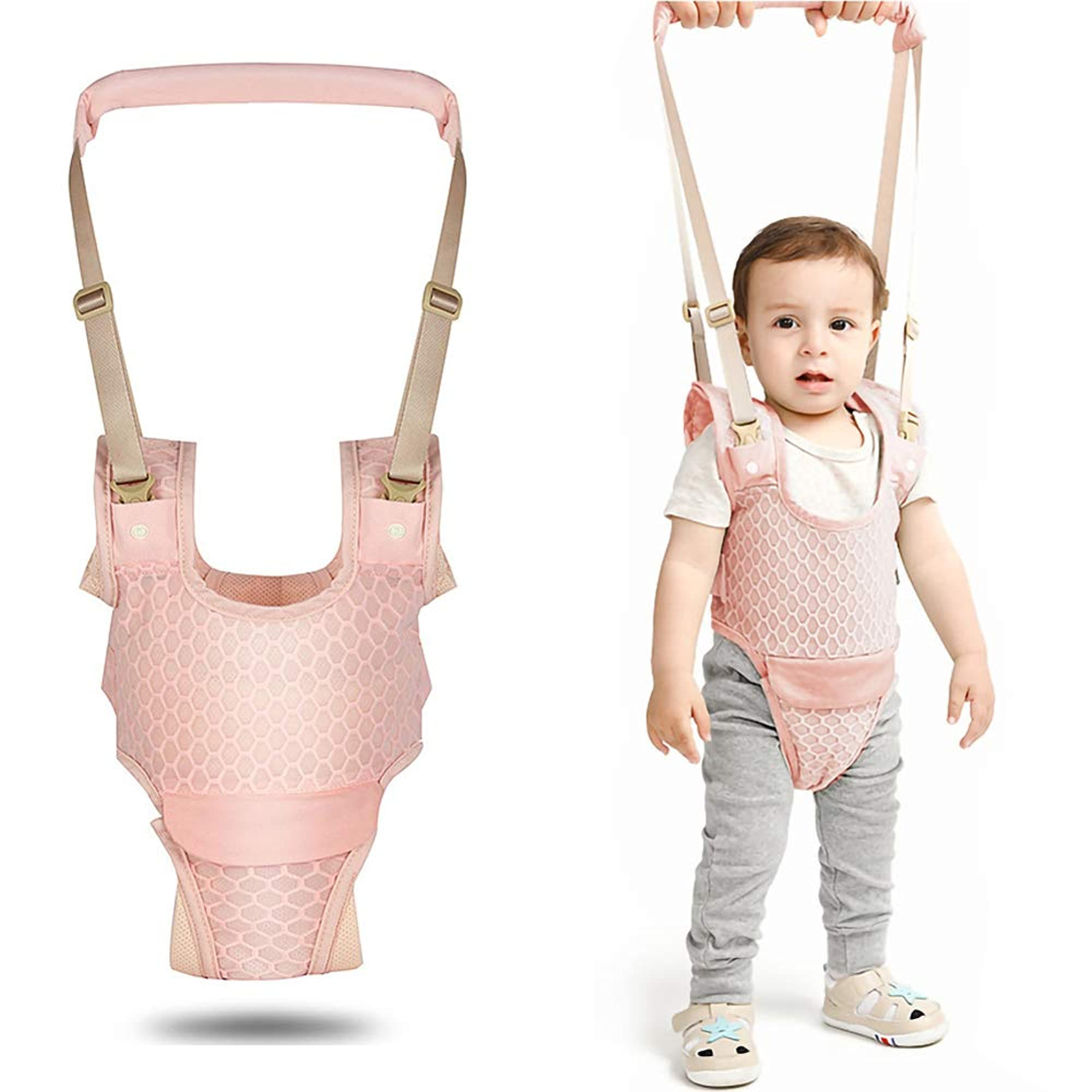 Handheld Baby Walking Harness For Toddlers