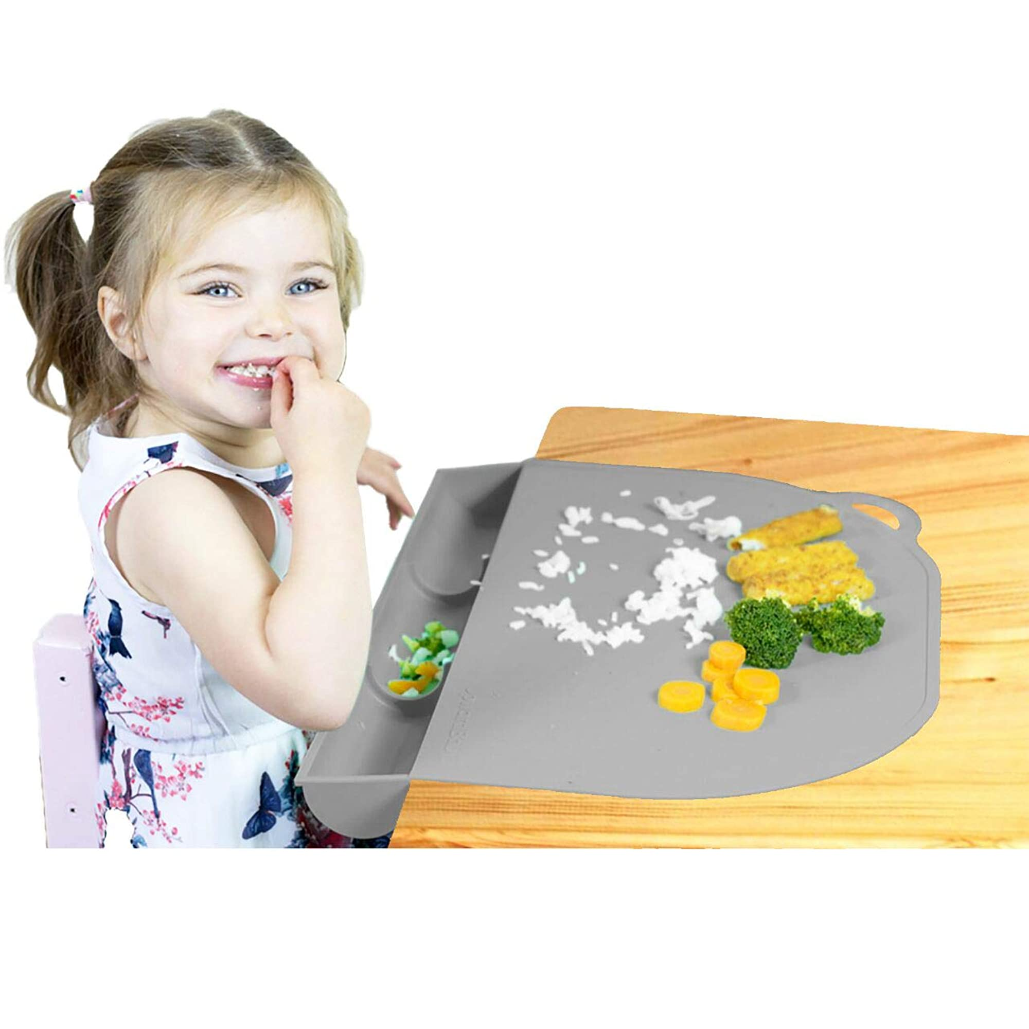 Silicone Food Catching Place Mat