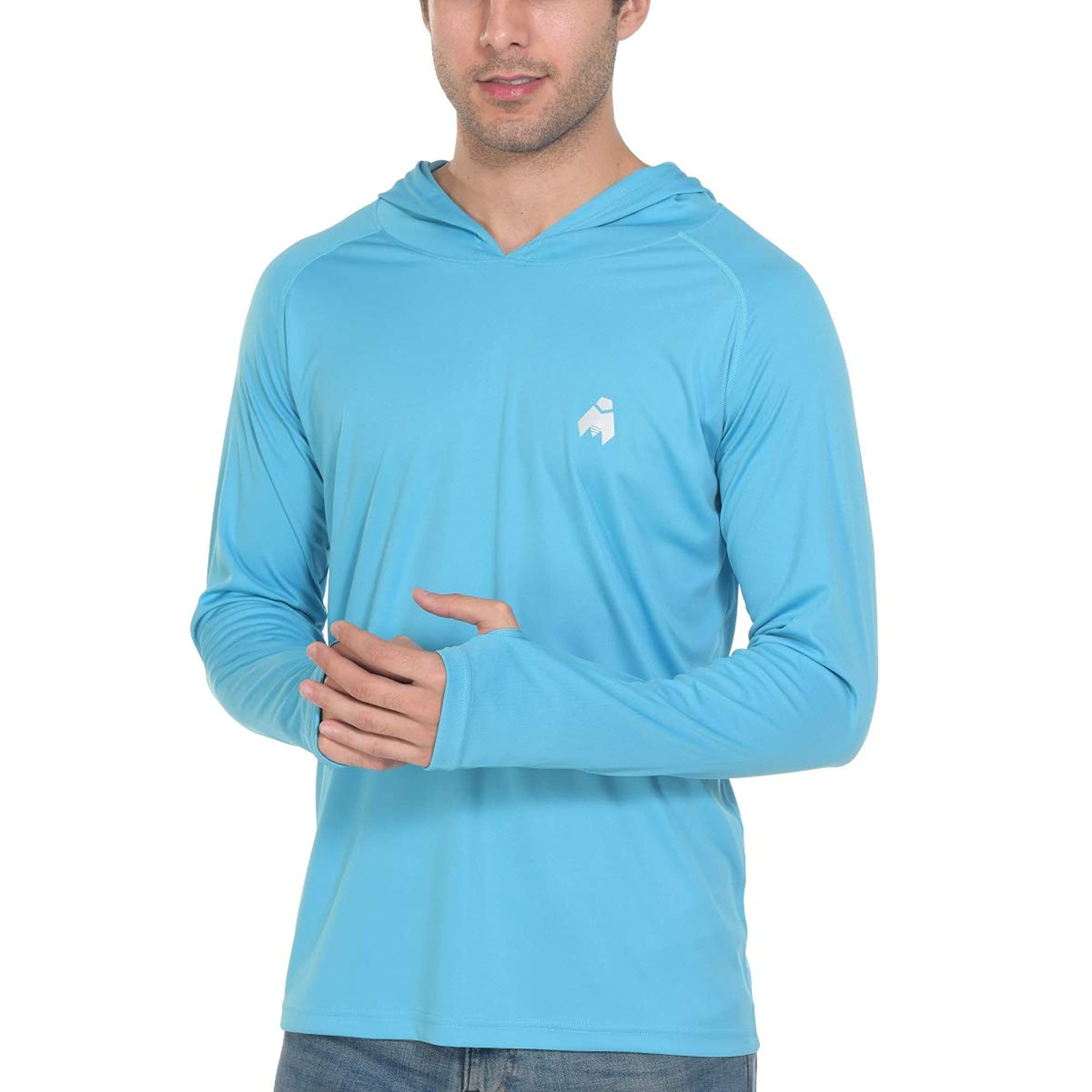 Long Sleeve T-Shirts With Upf 50+ Uv Protection