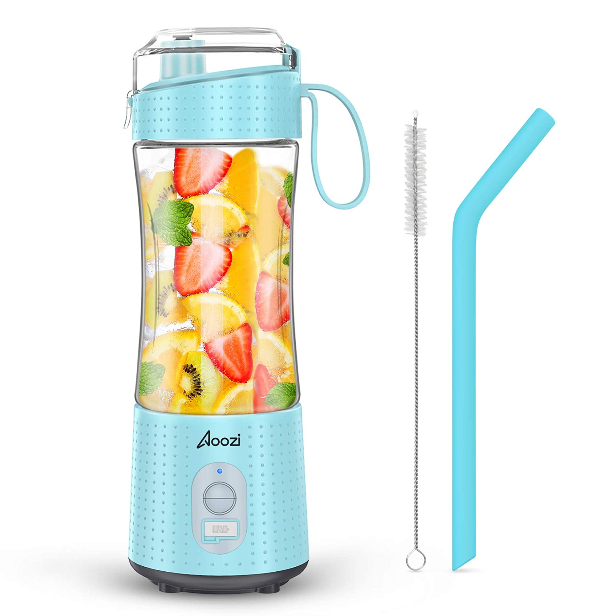 Mini Portable Handheld Blender With Six Blades