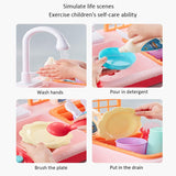 Automatic Water Cycle Kitchen Sink Toy