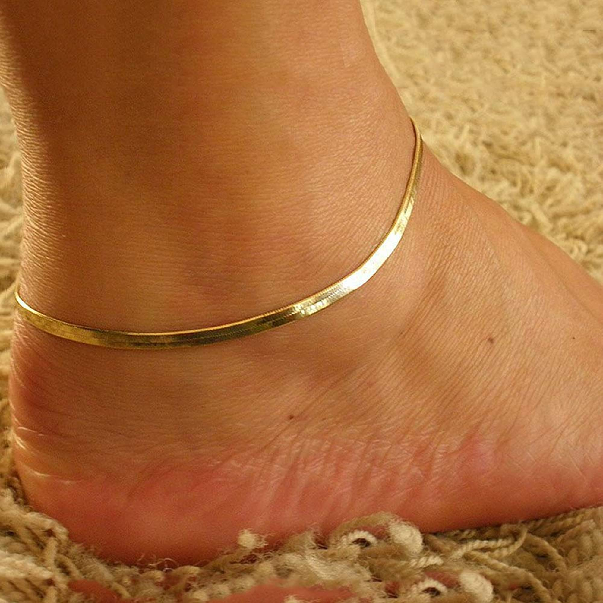 Dainty Ankle Bracelets For Women