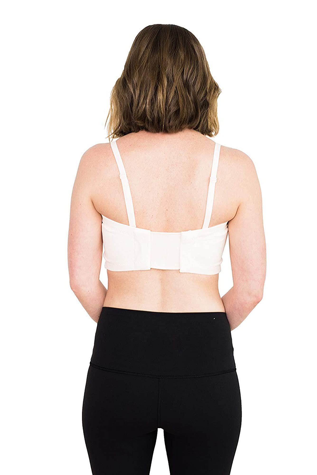 Comfortable, Adjustable, Supportive Hands-Free Pumping Bra