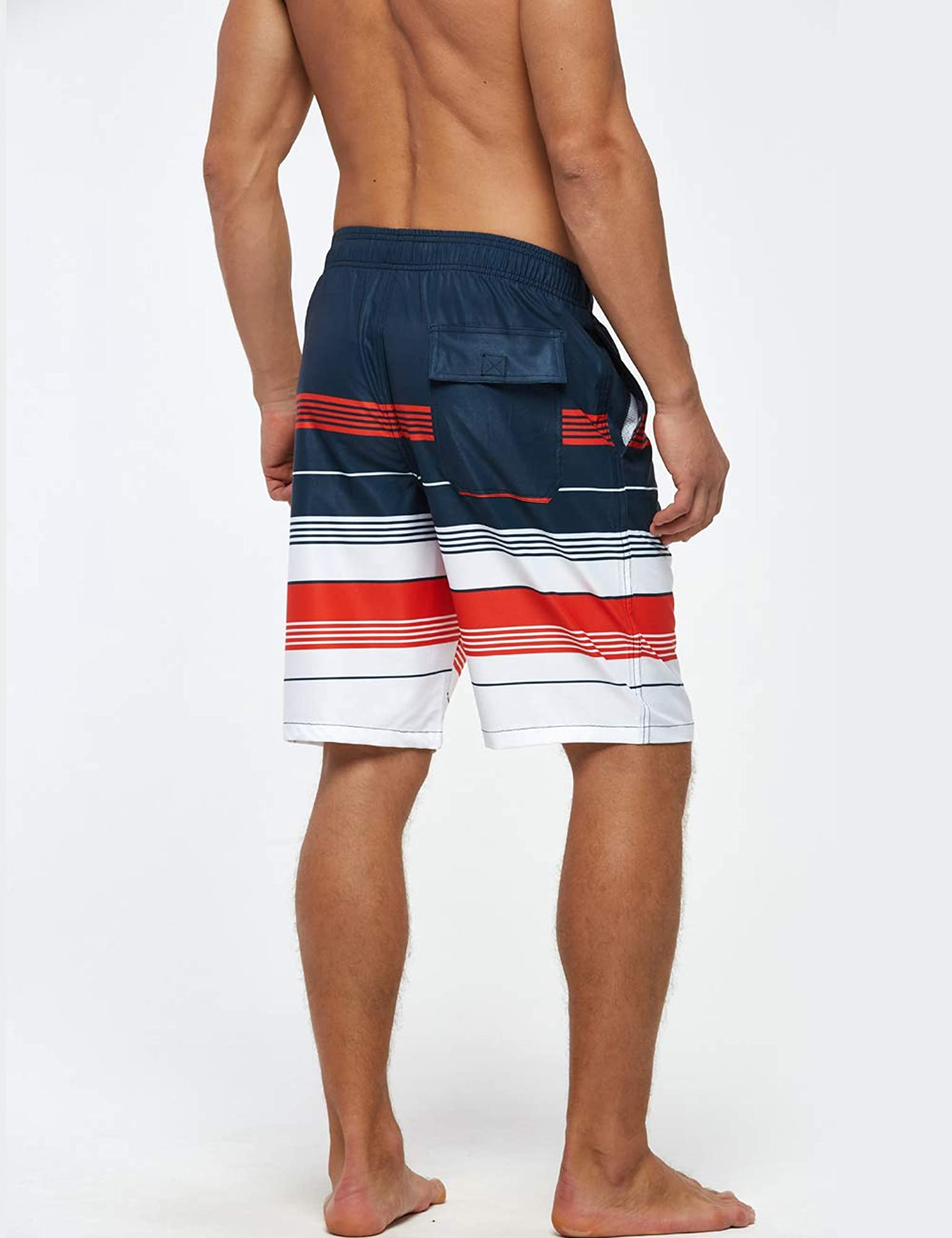 Swimwear With Mesh Lining For Men