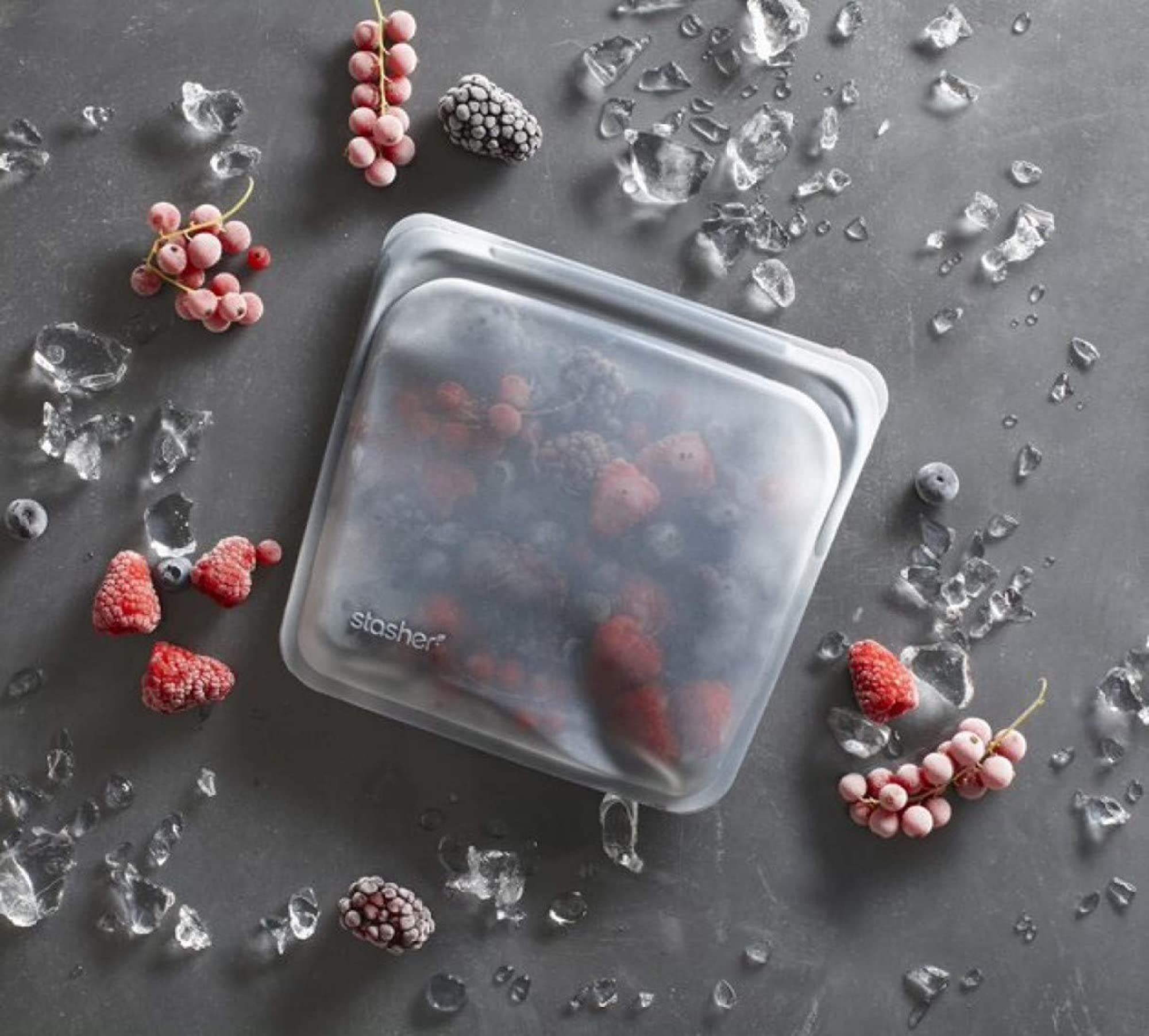 Silicone Reusable Food Storage Bag