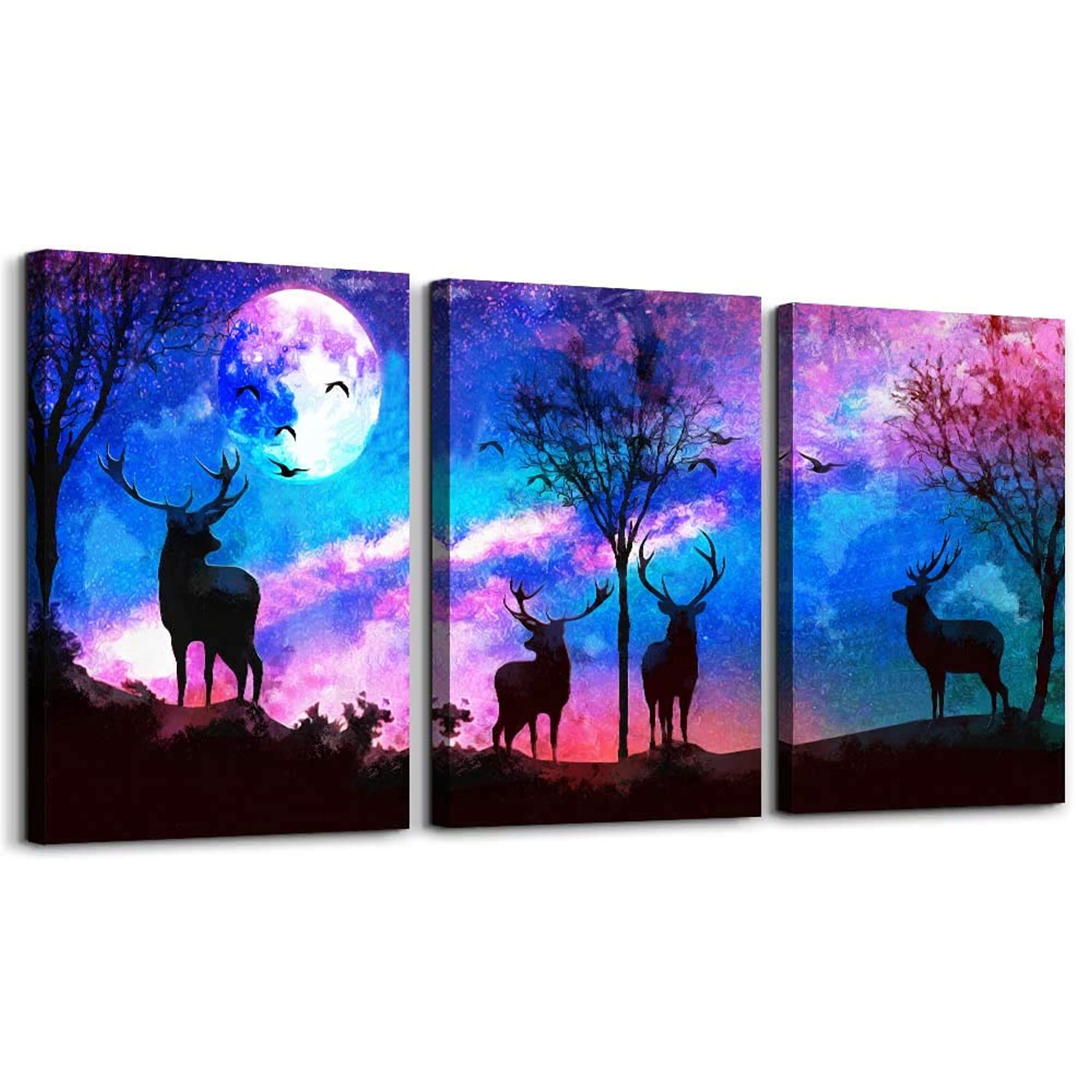Landscape Painting Canvas Wall Art
