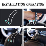 Auto Hook Bling Car Seat Hangers
