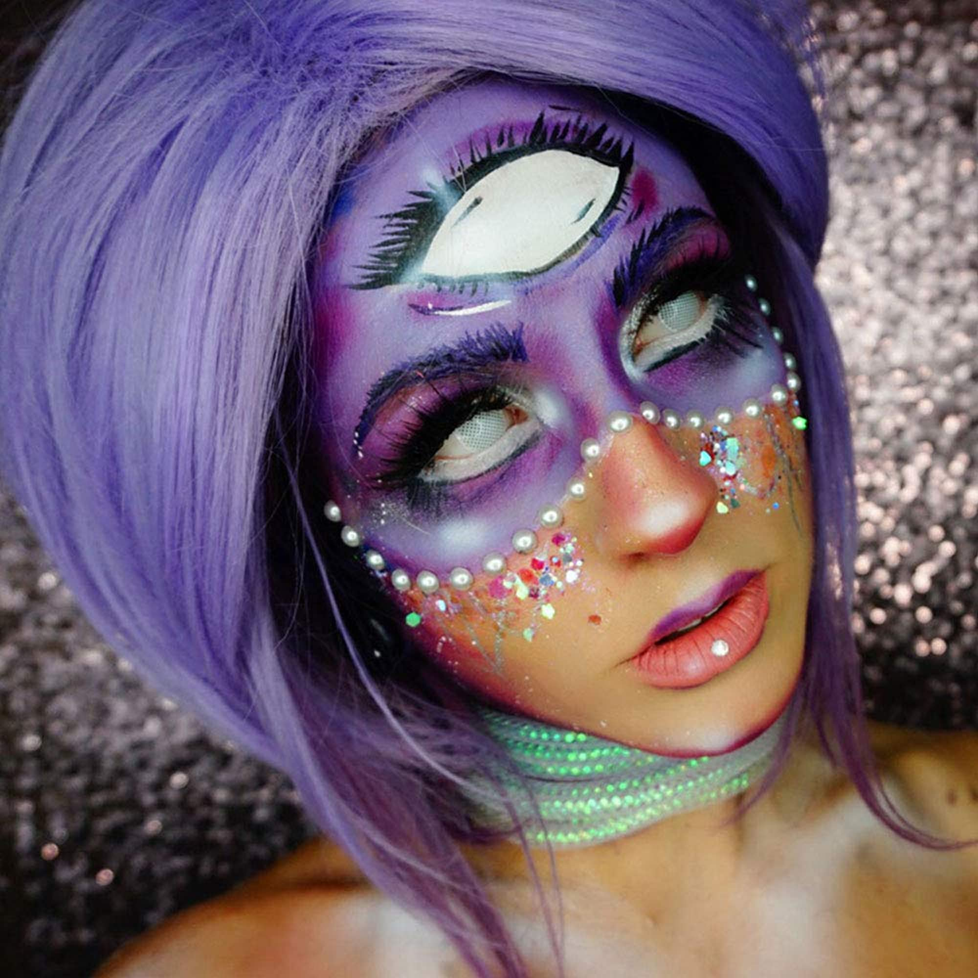 Face And Body Paint Paradise Makeup