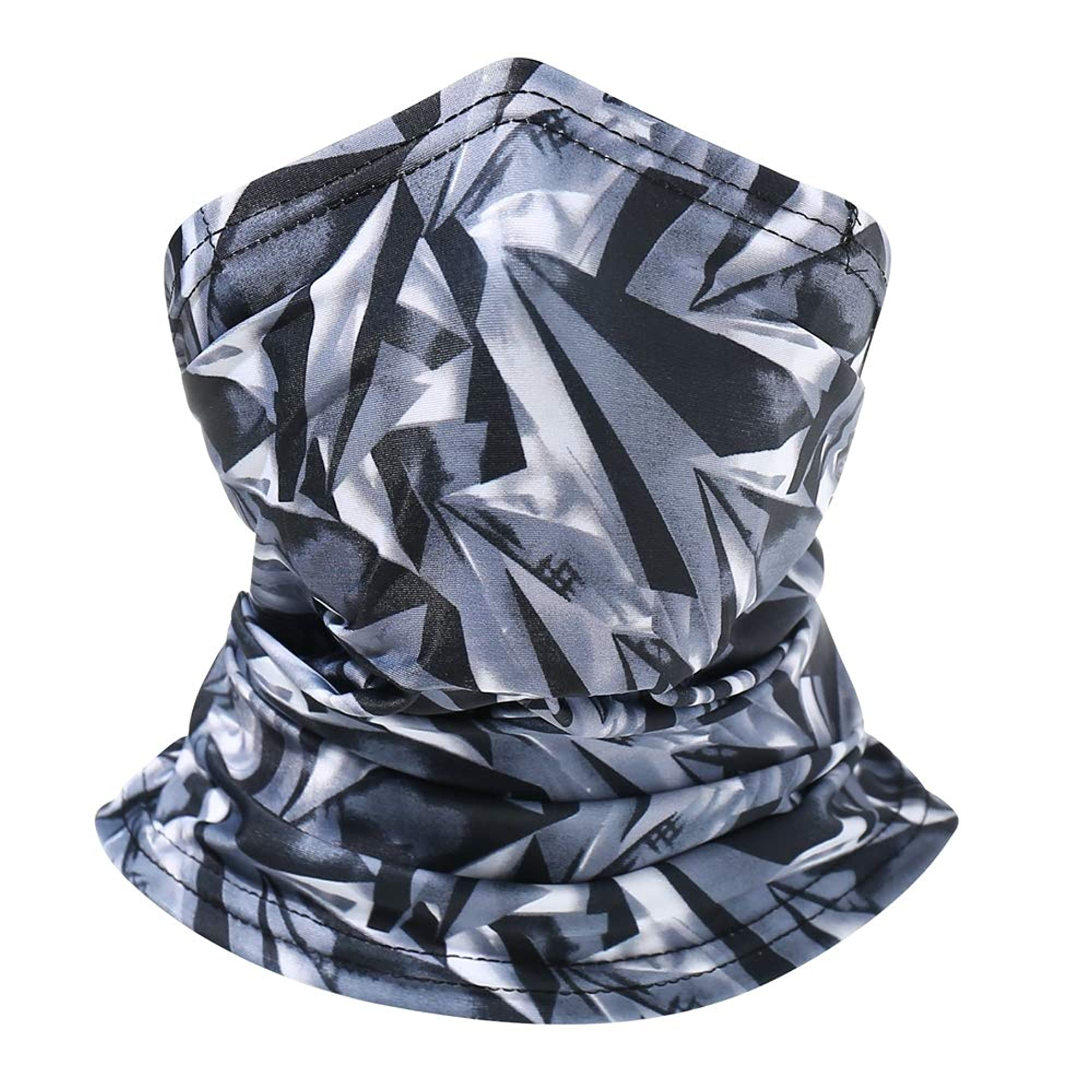 Polyester Face Mask Bandanas For Outdoor