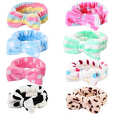 Cosmetic Bow Headbands For Women