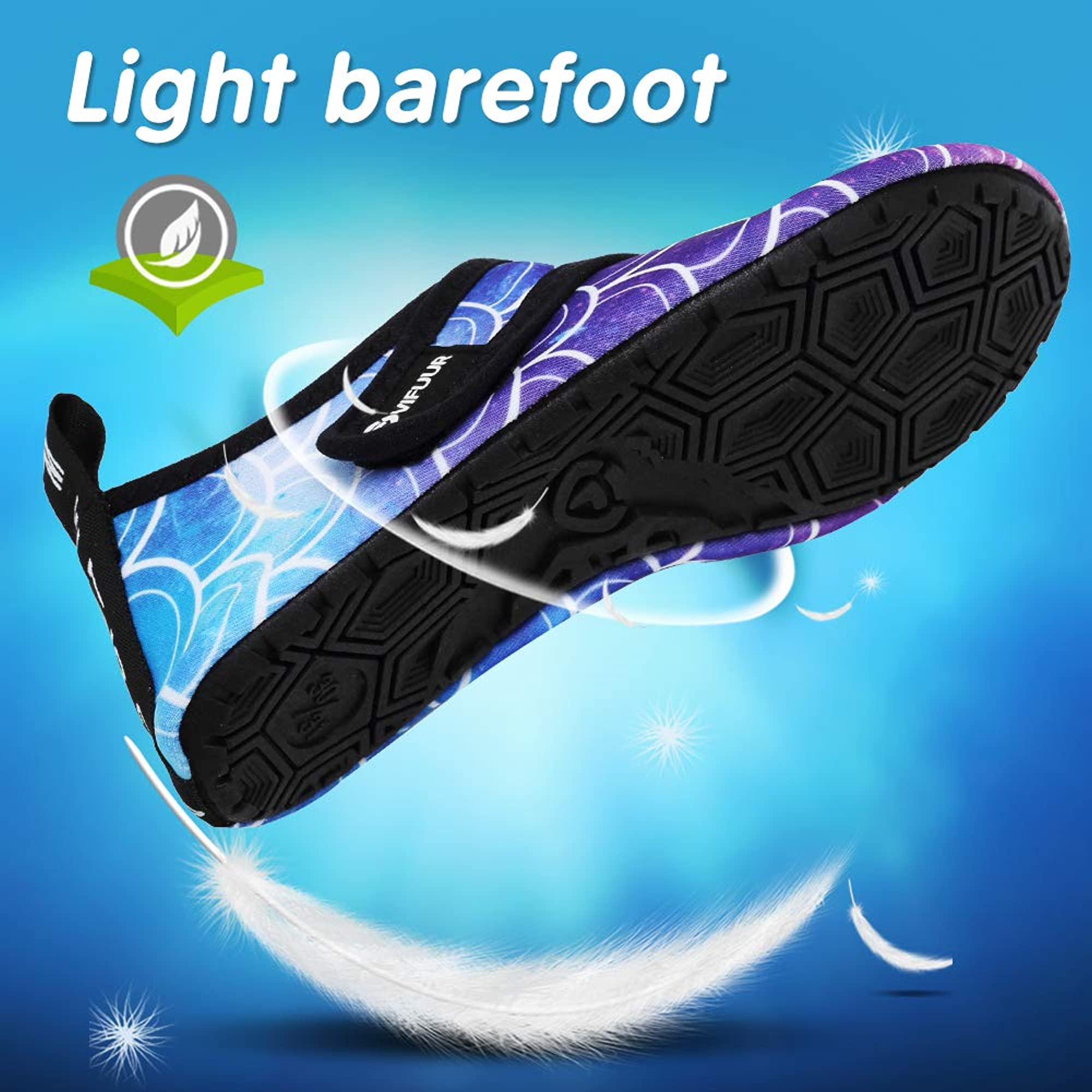 Outdoor Sports Fabric Water Shoes