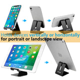Aluminum Desktop Portable Cell Phone Stand