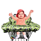 Large Cart/ Highchair/ Seat Cover For Babies With Teether