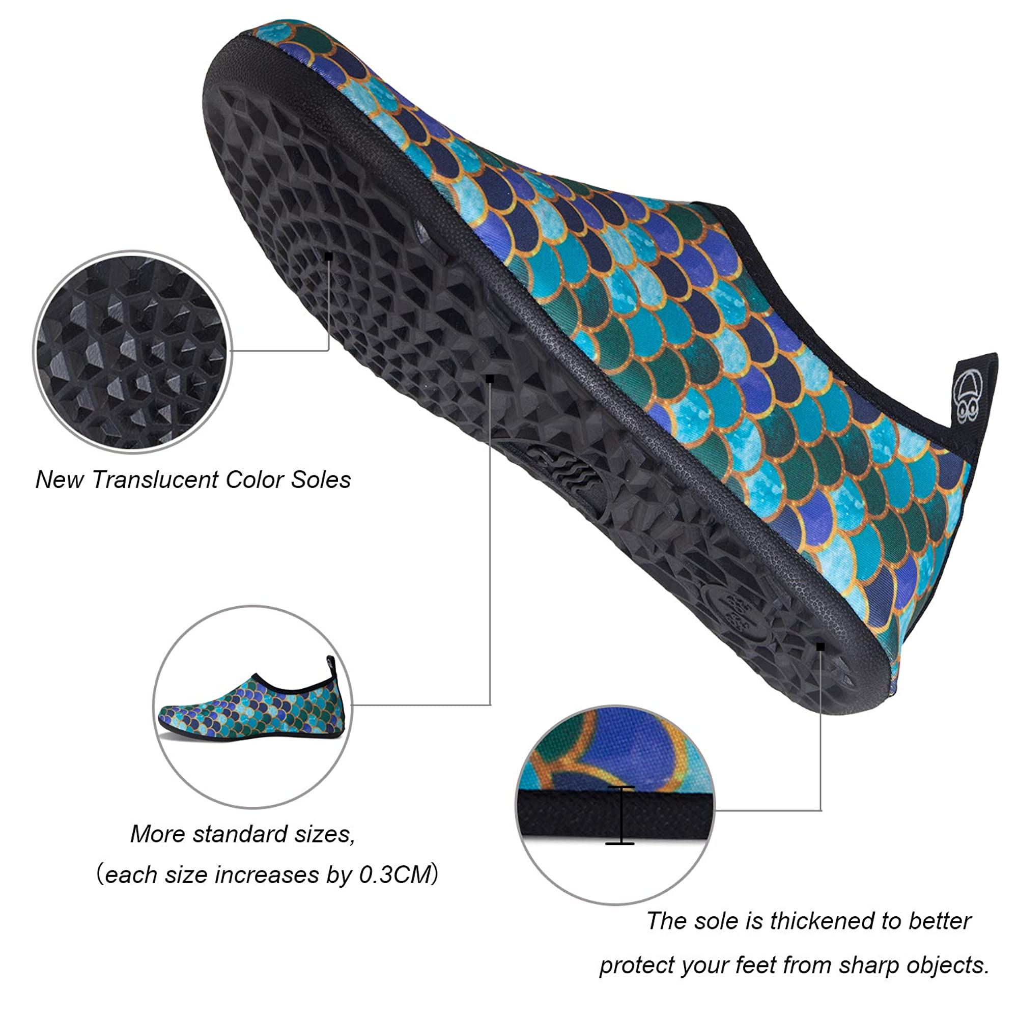 Barefoot Quick-Dry Water Shoes