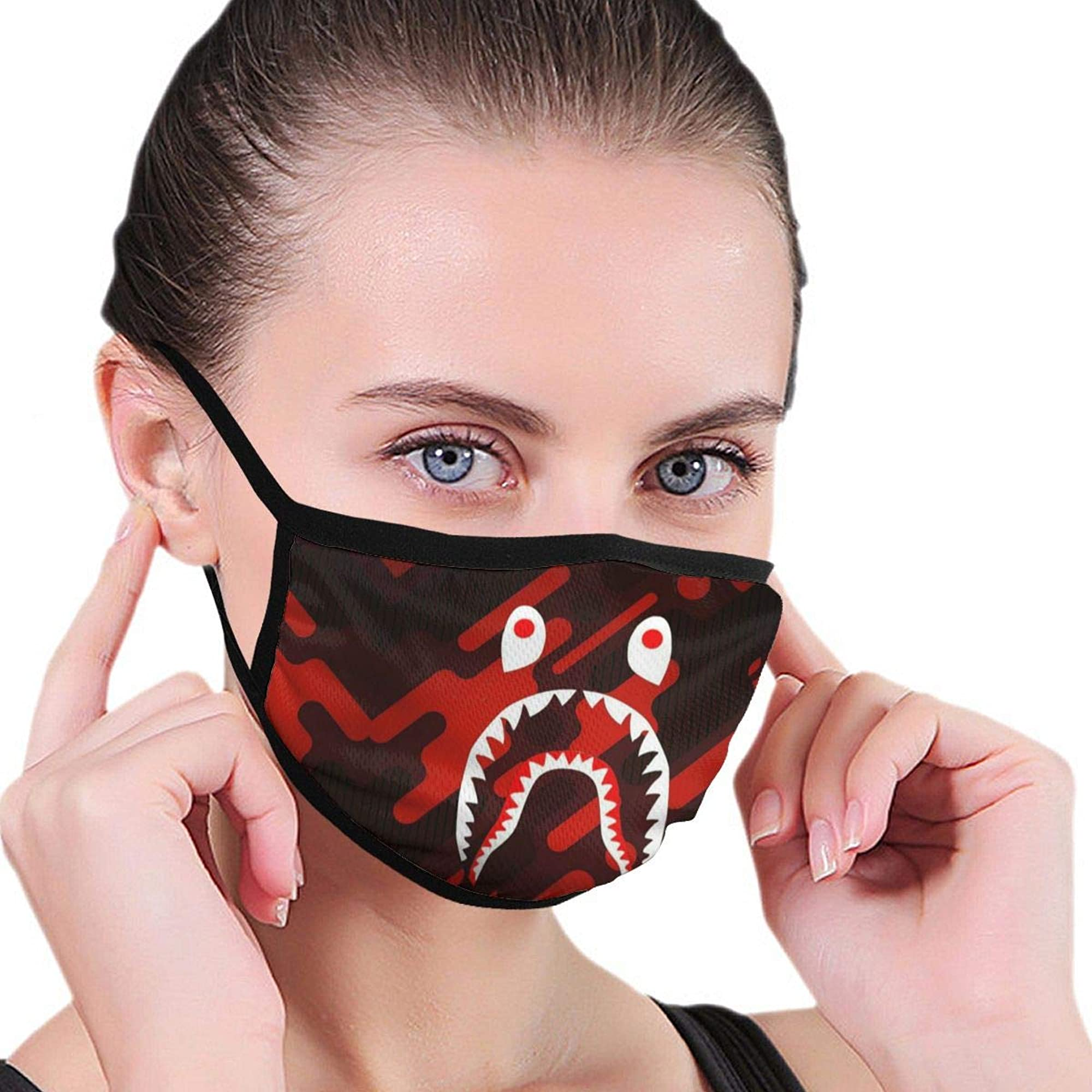 Facemasks For Outdoor Activities