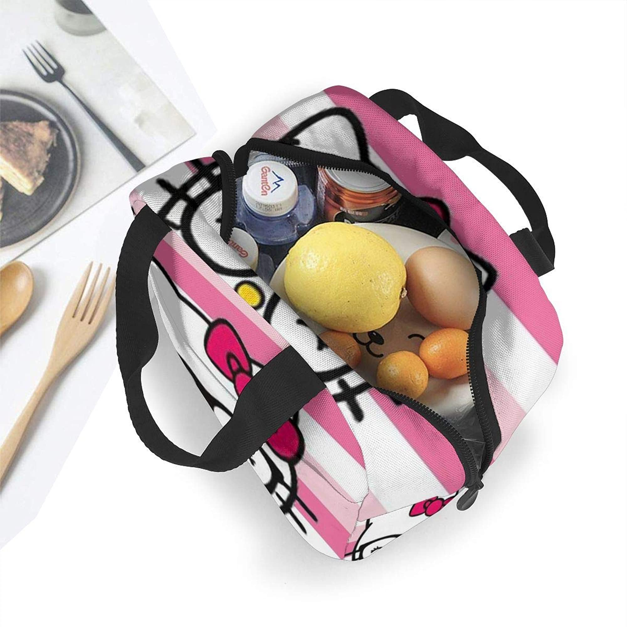 Outdoor Insulated Lunch Box Bag