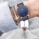 Ultra-Thin Wrist Watch For Men And Women