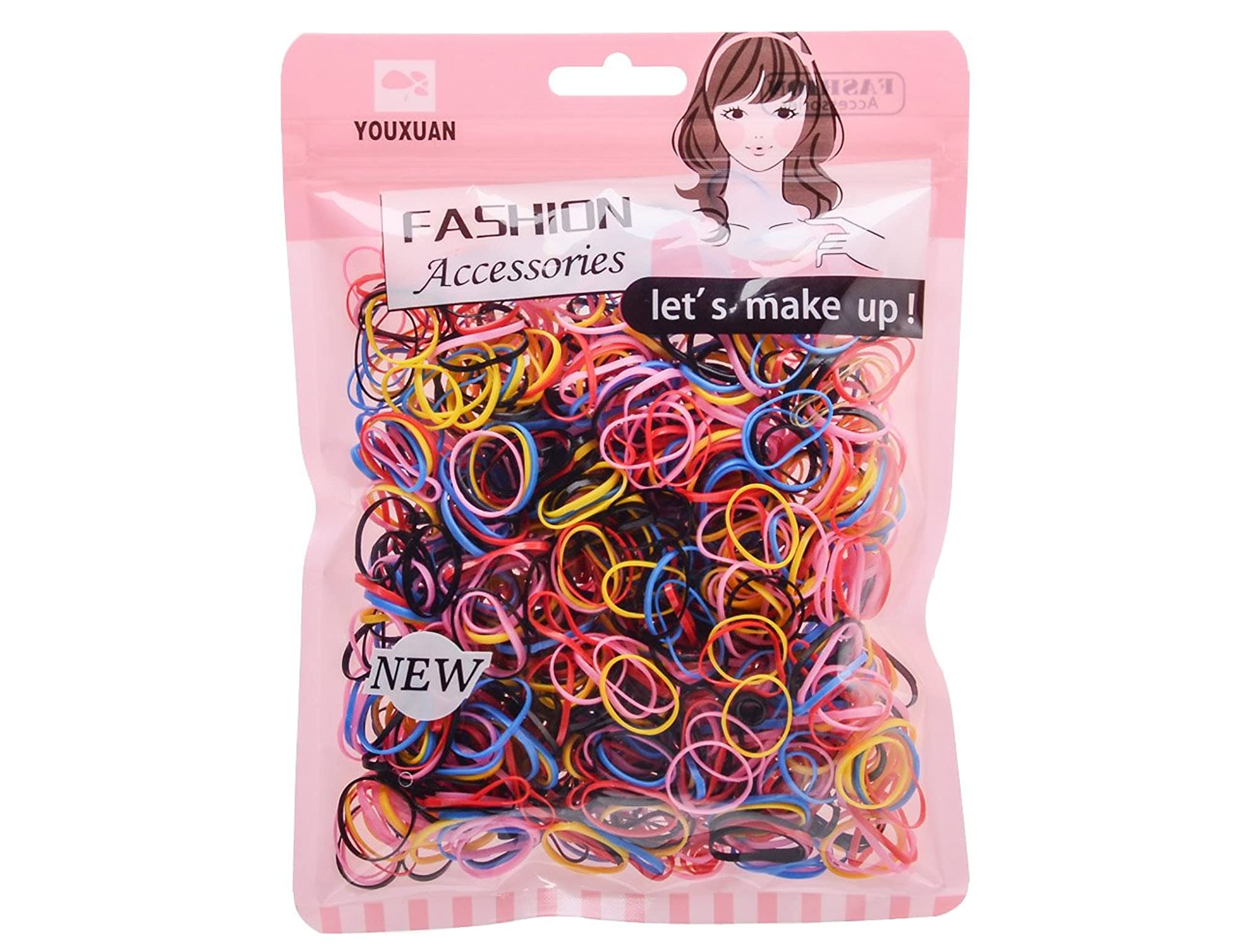 Fashion Kids Elastics Girls Hair Ties