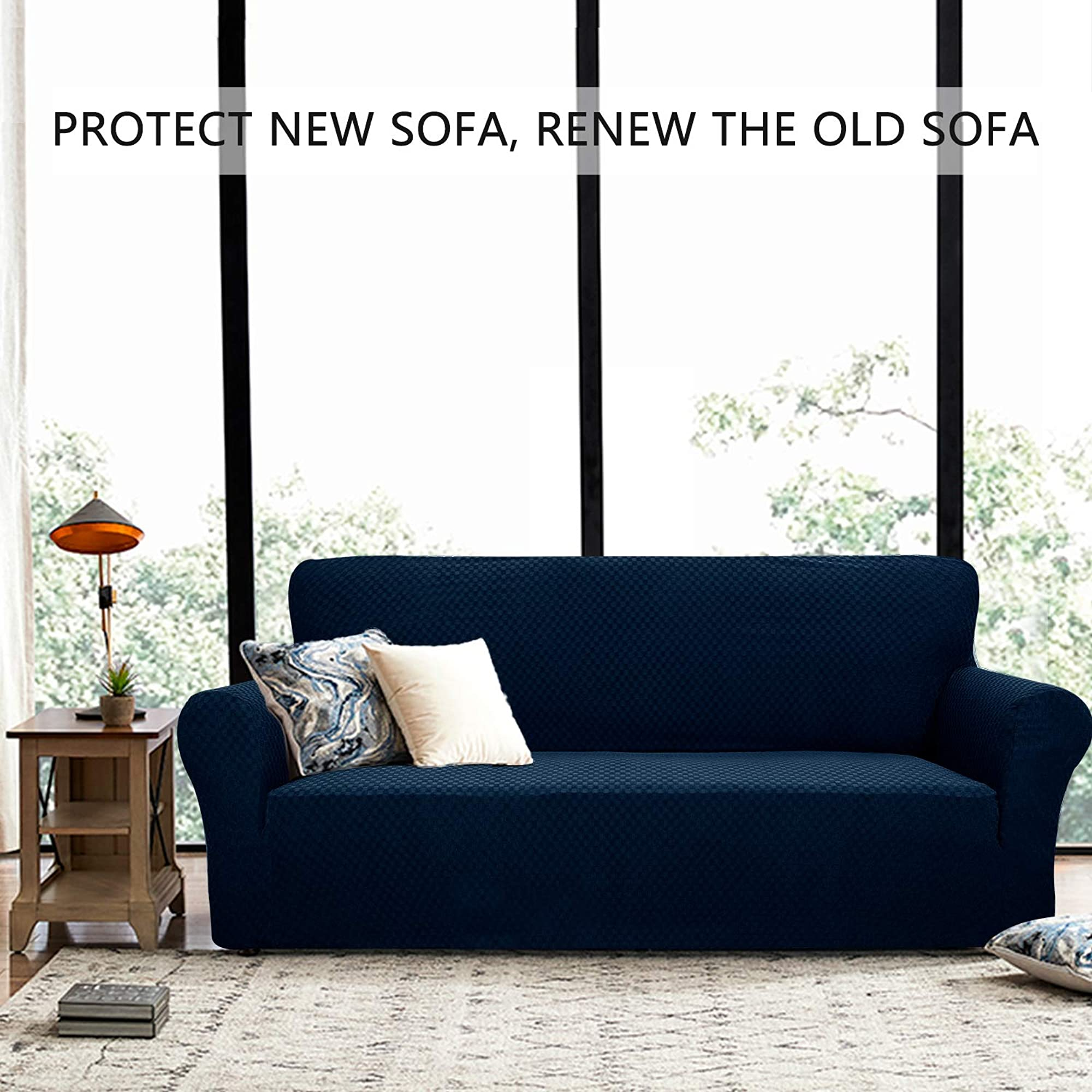 Stretchable Sofa Couch Slip Cover