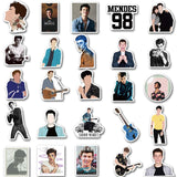 Famous Singers Stickers And Skin Decals.