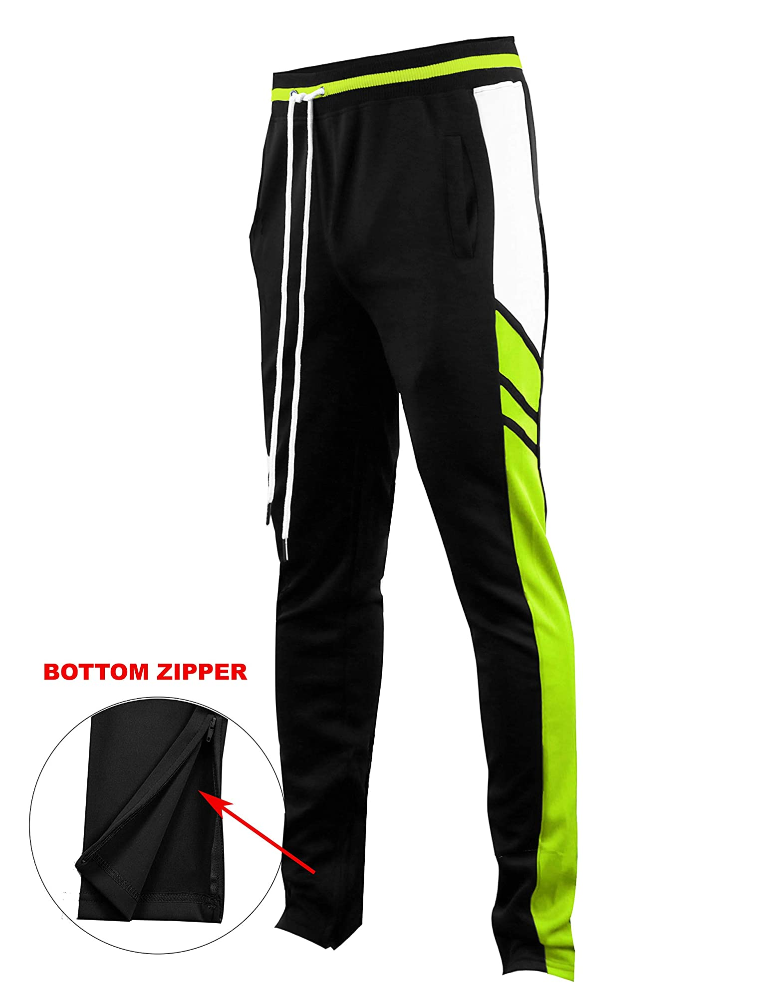 Athletic Pants For Men In Assorted Colours