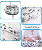 Adjustable Breastfeeding Pillow With Head Positioner