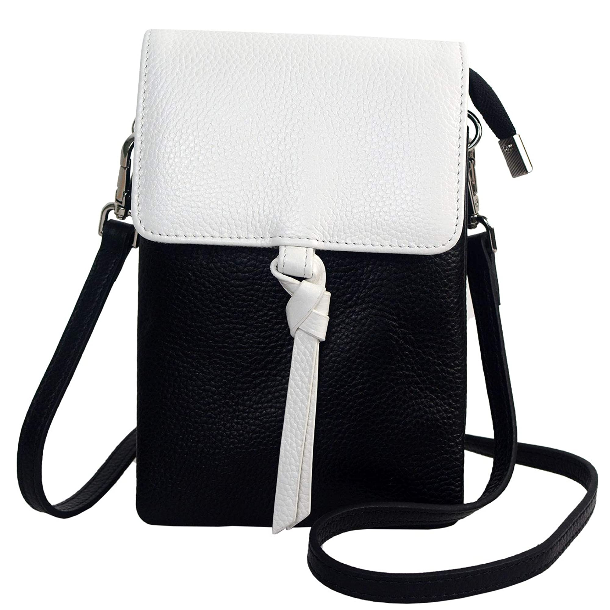 Mini Crossbody And Shoulder Bag With Tassel