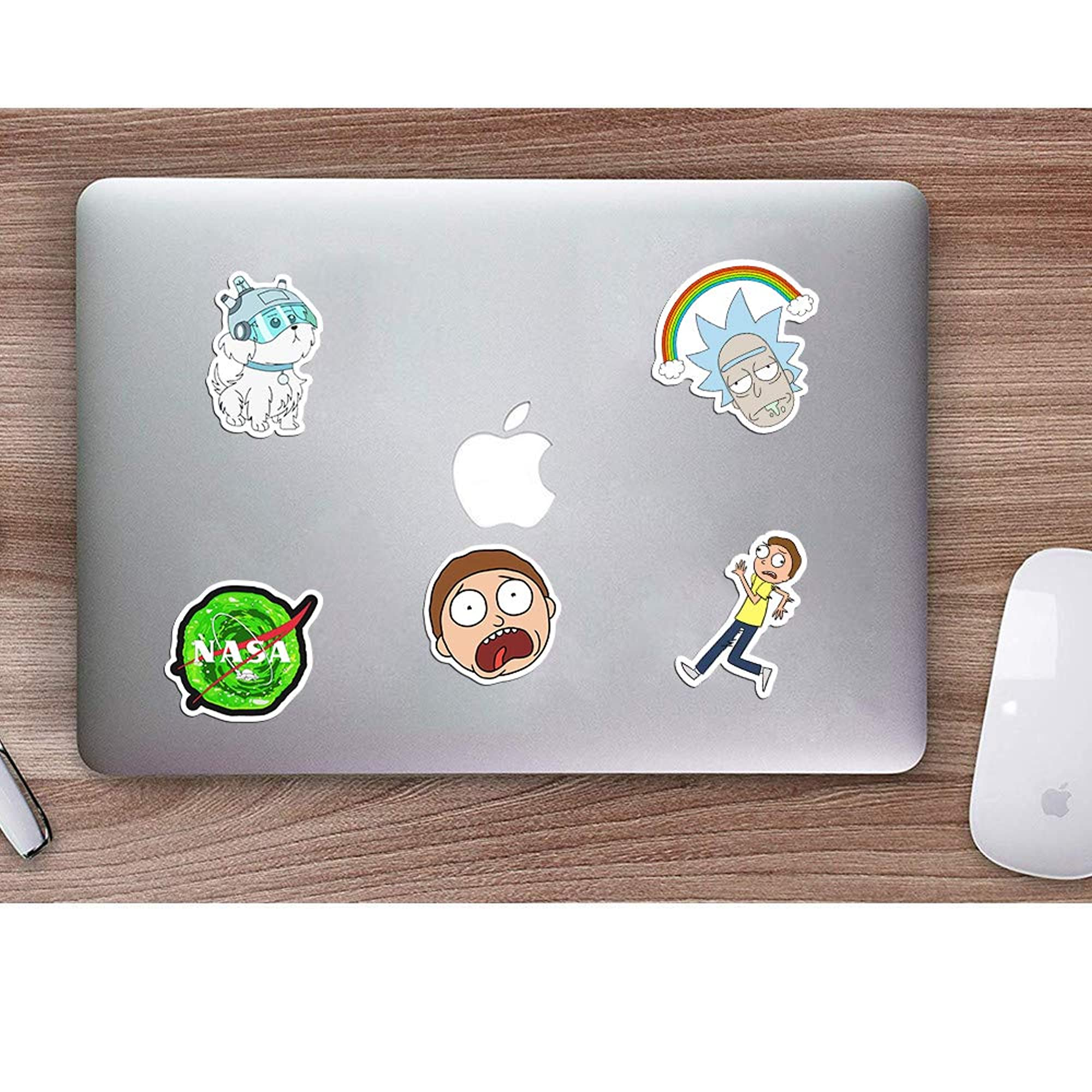 Super Cool Laptop Stickers And Decals.