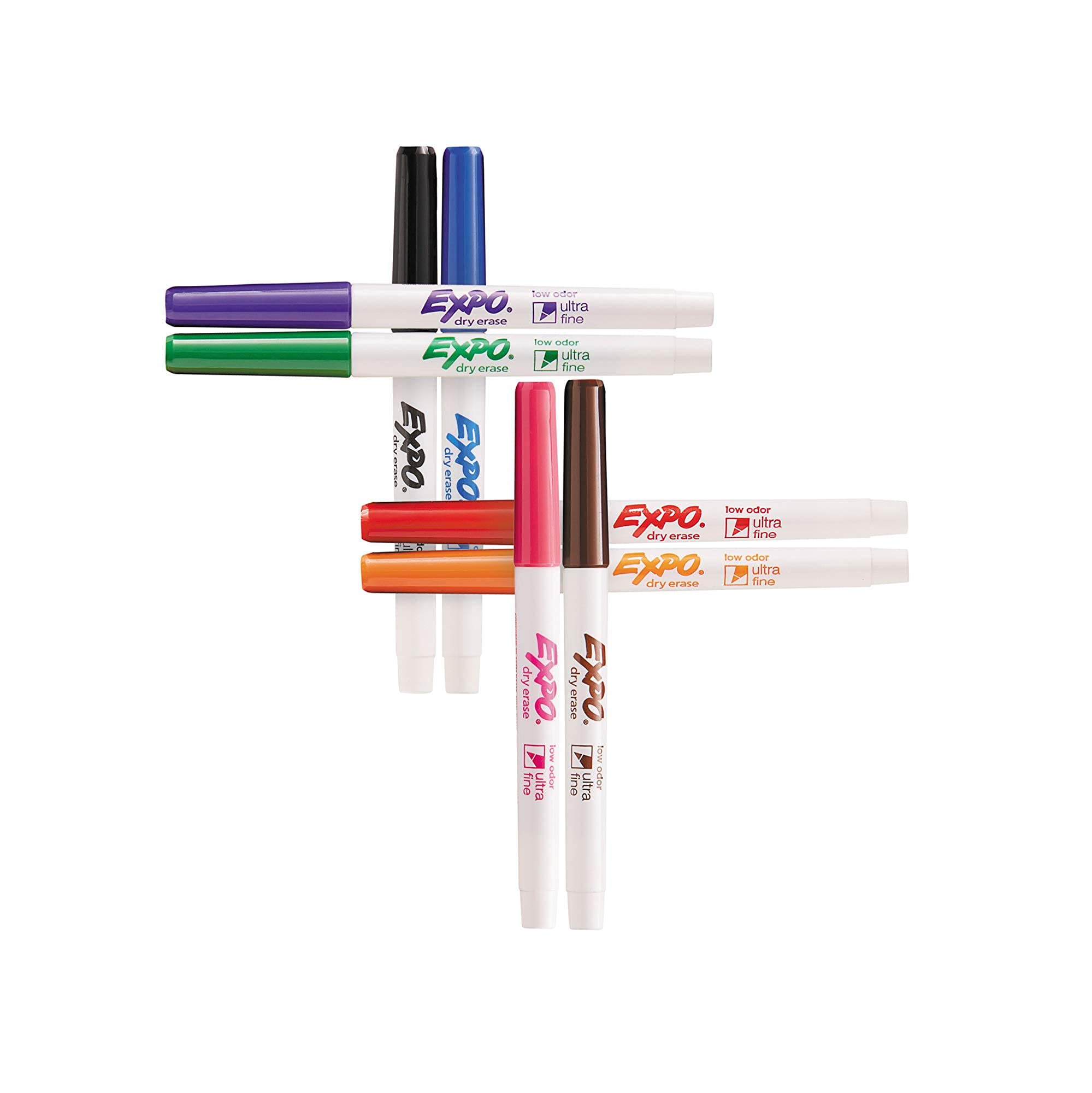 Ultra Fine Tip Dry Erase Markers
