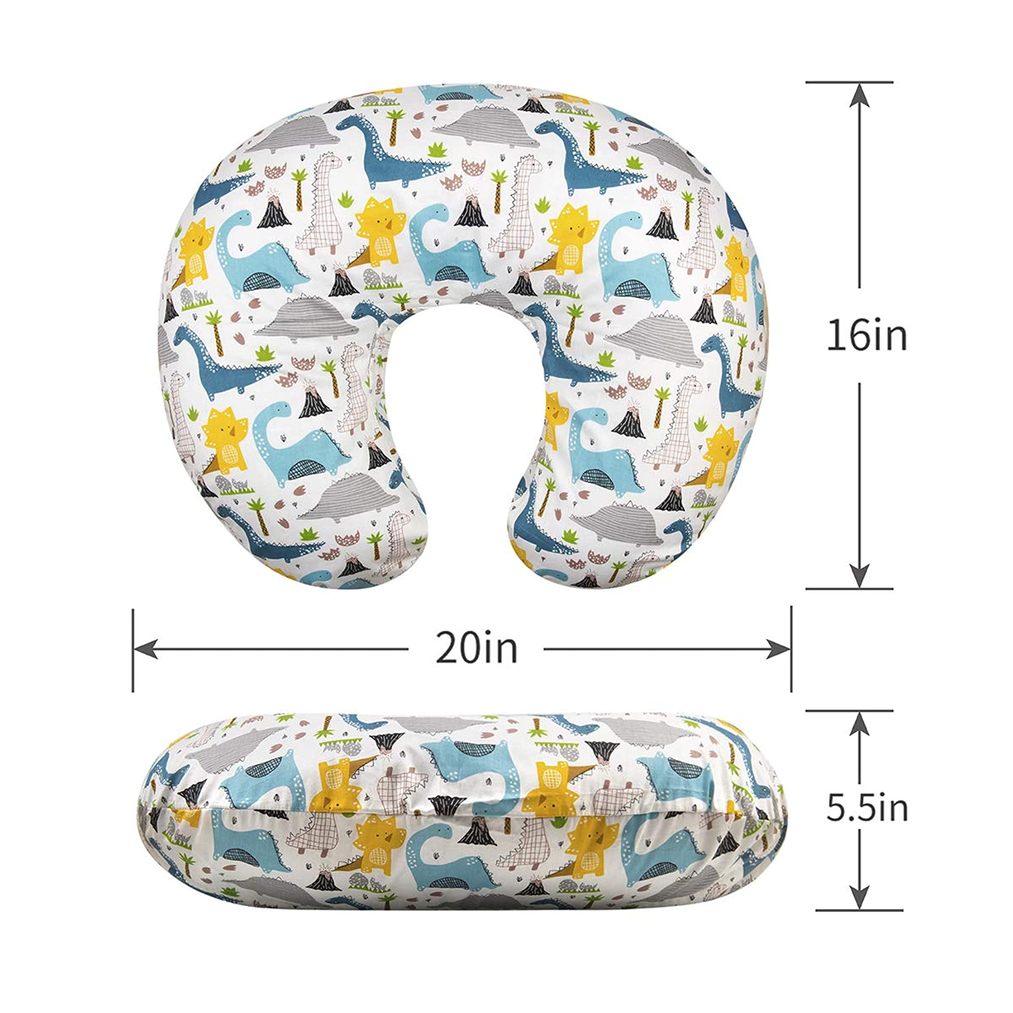 Super Soft Breastfeeding Pillow Cover