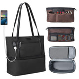 Multifunction Usb Interface Tote Bag