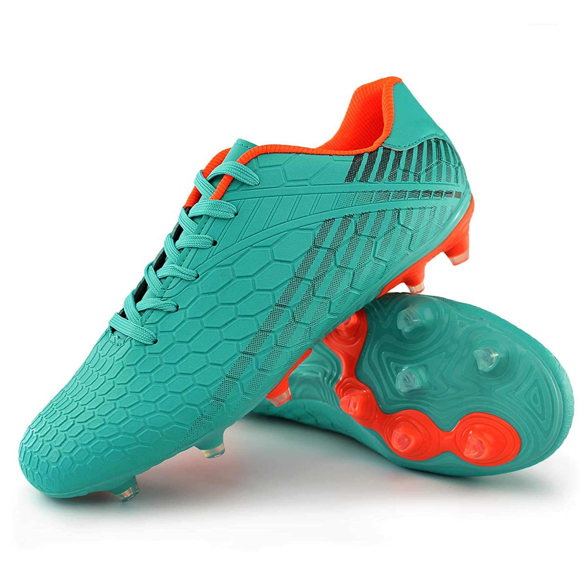 Men'S Soccer Shoes (Rubber Sole)