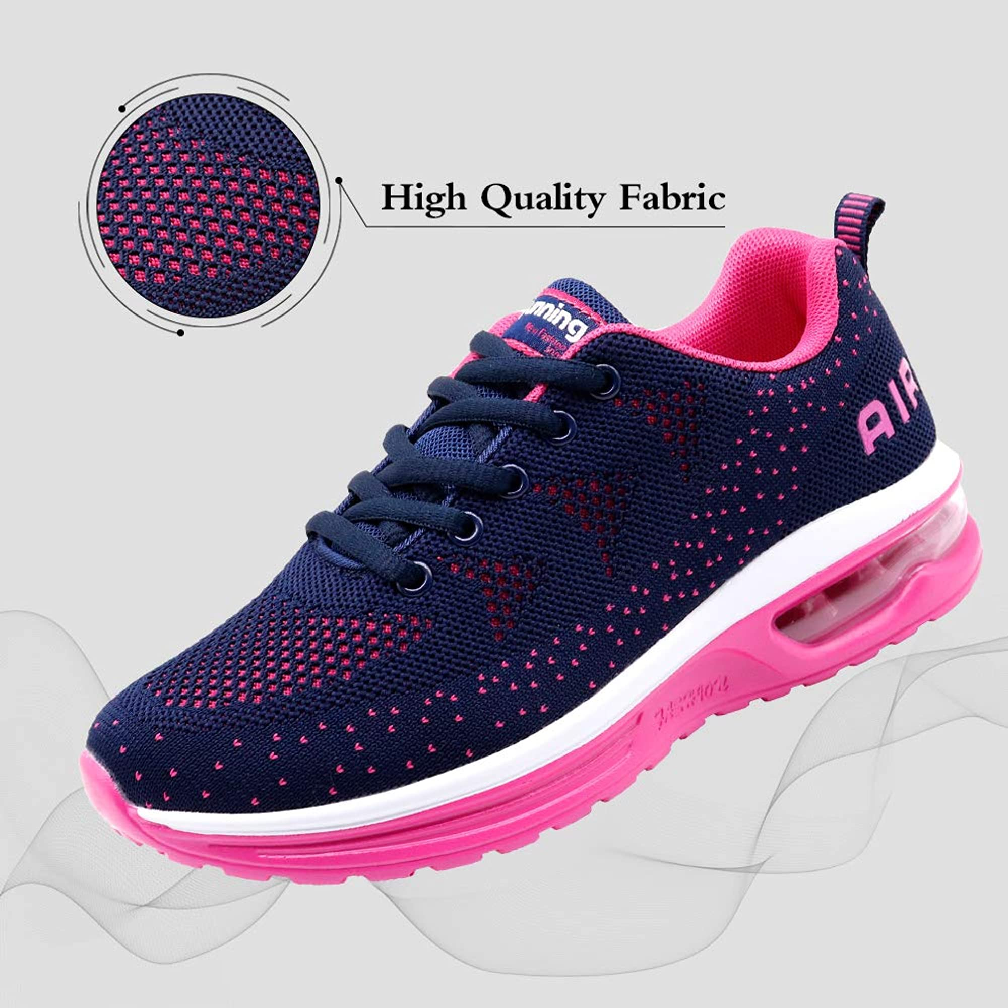 Breathable Running And Walking Shoes