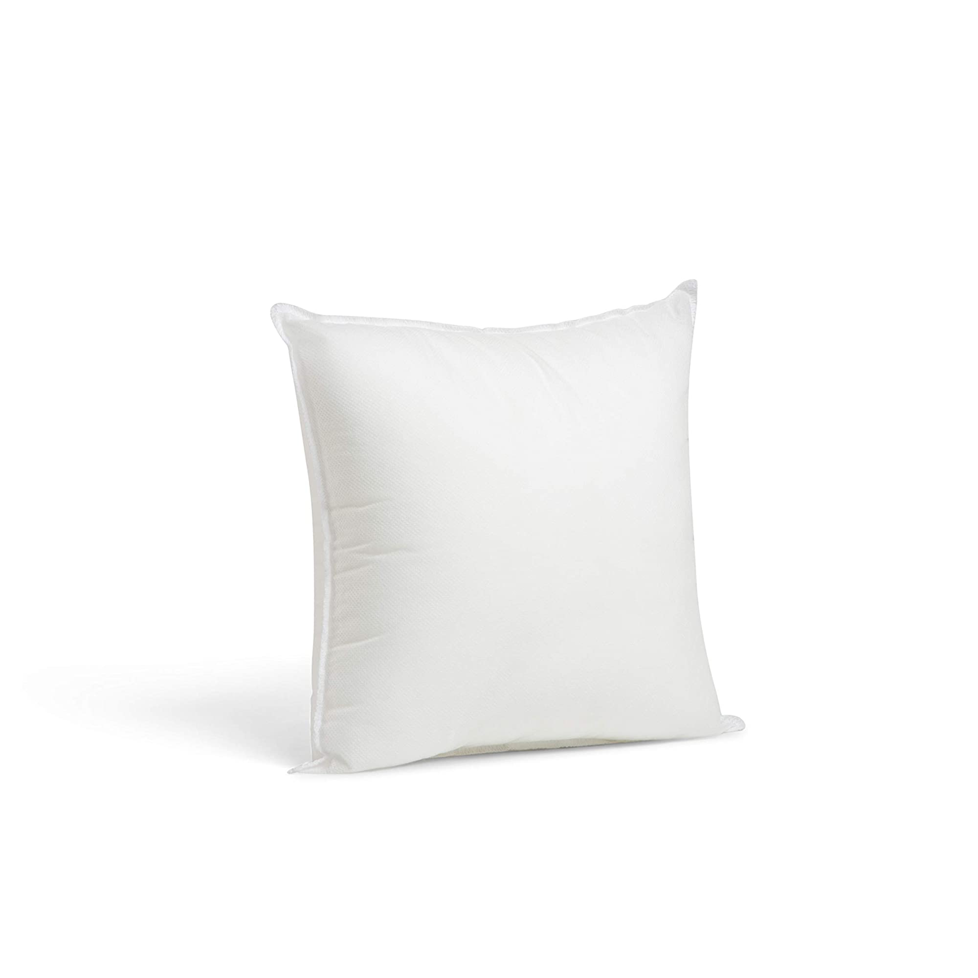 Premium Standard White Pillow Cover