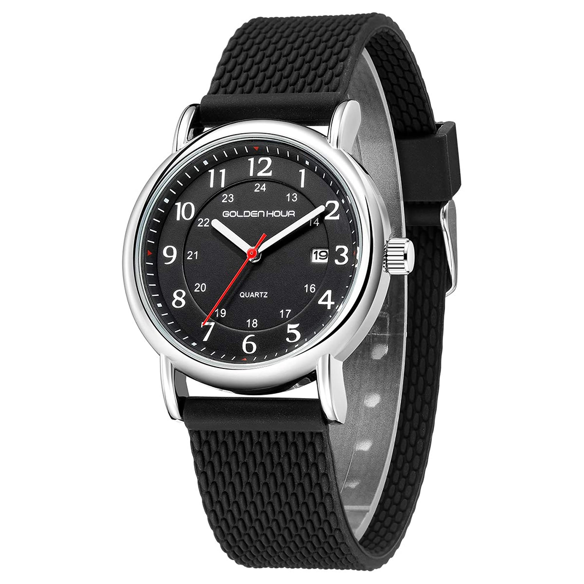 Easy-To-Read Quartz Watches For Doctors