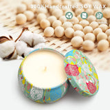 Relaxing Candles With Natural Soy Wax